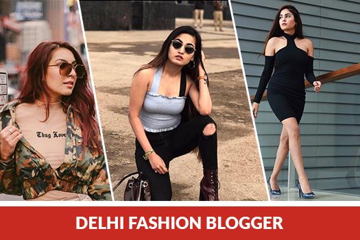 Delhi Fashion Blogger