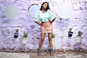 Niki Mehra Fashion Blogger