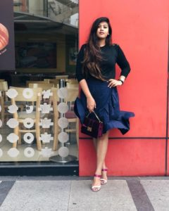 Priyadarshini Vijay Chennai Fashion Blogger