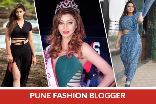 Top Fashion Blogger in Pune
