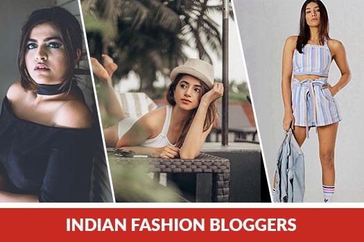 Indian Fashion Bloggers - Brandholic