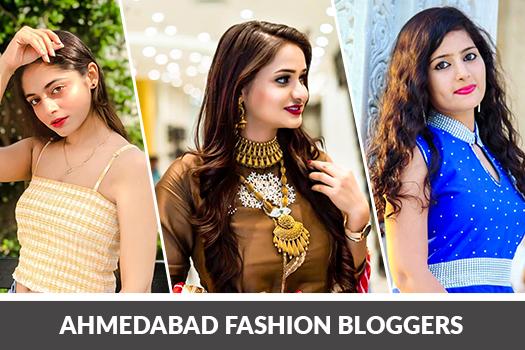 Top 10 Fashion Bloggers In Ahmedabad Brandholic
